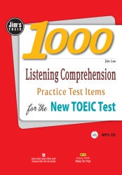 1000 Listening Comprehension Practice test Items for the New TOEIC Test (kèm CD)