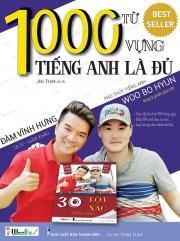 1000 từ vựng tiếng Anh là đủ - Woo Bo Hyun