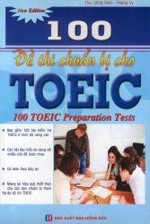 100 đề thi chuẩn bị cho TOEIC (từ và cụm từ)