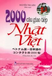 2000 câu giao tiếp Nhật Việt (kèm CD)