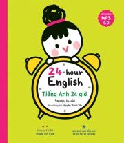 24-hour English - Tiếng Anh 24 giờ (kèm CD)