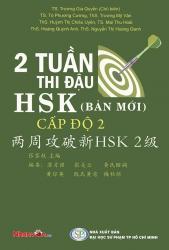 2 tuần thi đậu HSK 2