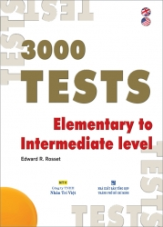 3000 Tests: Elementary to Intermediate level
