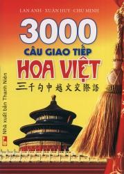 3000 câu giao tiếp Hoa Việt