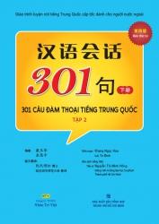 301 câu đàm thoại tiếng Trung Quốc - Bản thứ tư - Tập 2 (kèm CD)