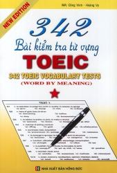 342 bài kiểm tra từ vựng TOEIC