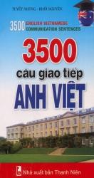 3500 câu giao tiếp Anh Việt (kèm CD)