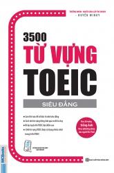 3500 từ vựng TOEIC siêu đẳng