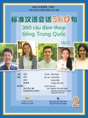 361 câu đàm thoại tiếng Trung Quốc - Tập 2 (kèm DVD)