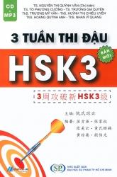 3 tuần thi đậu HSK 3