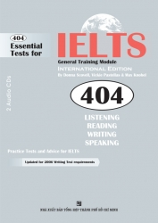 404 Essential Tests for IELTS: General Training