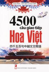 4500 câu giao tiếp Hoa Việt