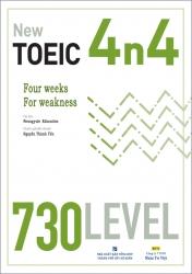 4n4 New TOEIC - 730 Level (kèm CD)