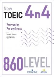4n4 New TOEIC - 860 Level (kèm CD)