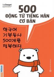 500 động từ tiếng Hàn cơ bản - Tống Thanh Nga
