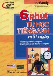 6 phút tự học tiếng Anh hàng ngày