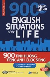 900 tình huống tiếng Anh cuộc sống - Cuộc sống ở thành phố & Cuộc sống gia đình (kèm CD)