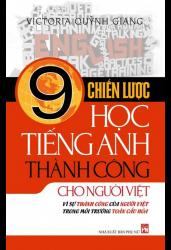 9 chiến lược học tiếng Anh thành công cho người Việt - Victoria Quỳnh Giang