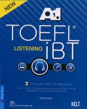 A1 TOEFL iBT Listening (kèm CD)