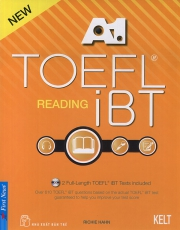 A1 TOEFL iBT Reading (kèm CD)