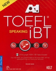 A1 TOEFL iBT Speaking (kèm CD)