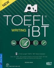 A1 TOEFL iBT Writing (kèm CD)