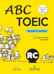 ABC TOEIC - RC (Revised & Updated test format 2019)