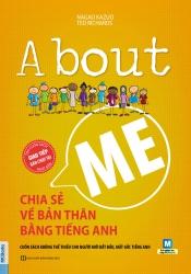 About me - Chia sẻ về bản thân bằng tiếng Anh (tặng Sổ tay thực hành About me) (nghe qua app)