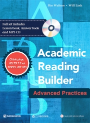 Academic Reading Builder - Advanced Practices (kèm CD)
