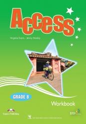 Access Grade 8 - Workbook