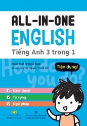 All-in-One English - Tiếng Anh 3 trong 1 (kèm CD)