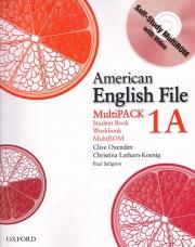 American English File 1A