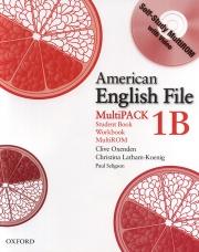 American English File 1B