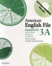 American English File 3A