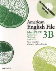 American English File 3B
