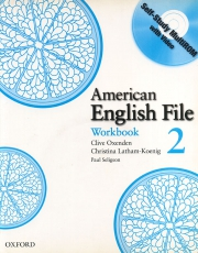 American English File 2 - Workbook