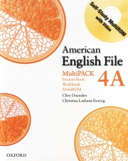 American English File 4A