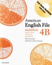 American English File 4B