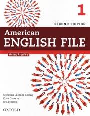 American English File 1 - Second edition - Student's book