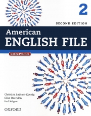 American English File 2 - Second edition - Student's book