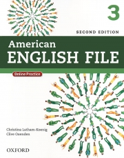American English File 3 - Second edition - Student's book