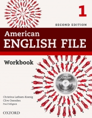 American English File 1 - Second edition - Workbook