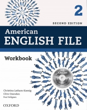 American English File 2 - Second edition - Workbook