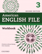 American English File 3 - Second edition - Workbook