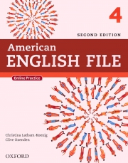 American English File 4 - Second edition - Student's book