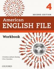 American English File 4 - Second edition - Workbook