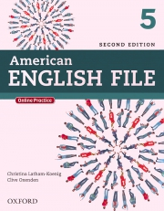 American English File 5 - Second edition - Student's book