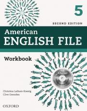 American English File 5 - Second edition - Workbook