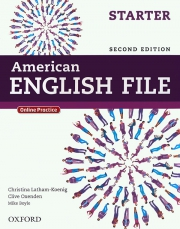 American English File Starter - Second edition - Student's book