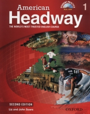 American Headway 1 Student's Book - Second Edition